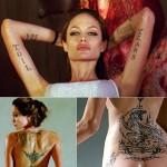 Лучшие Татуировки Знаменитостей